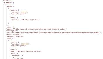 Windows/Standalone Application: Automation Framework – Automationcalling